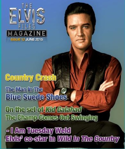 Elvis Files Magazine Issue 12-0