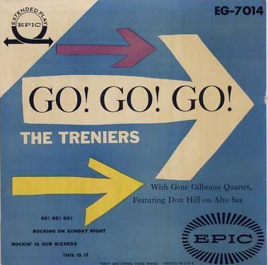Go! Go! Go! EP-0