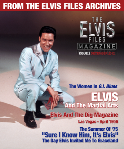 Elvis Files Magazine Issue 2 -0