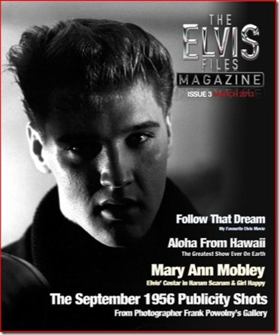 Elvis Files Magazine Issue 3 -0