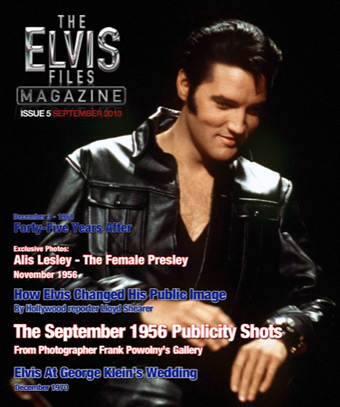 Elvis Files Magazine Issue 5 -0