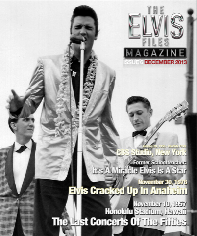 Elvis Files Magazine Issue 6 -0