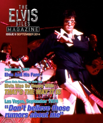 Elvis Files Magazine Issue 9-0