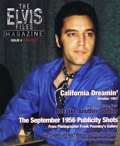 Elvis Files Magazine Issue 4 -0