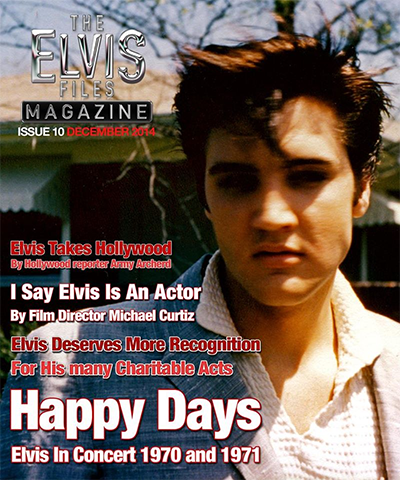 Elvis Files Magazine Issue 10-0