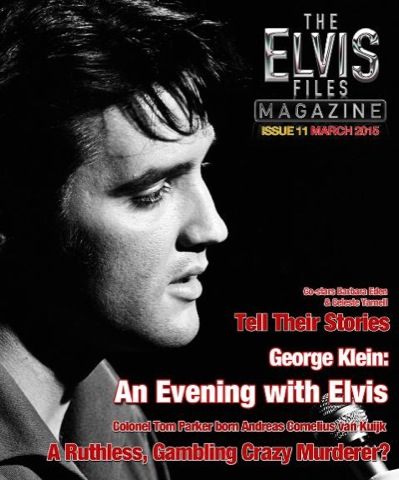 Elvis Files Magazine Issue 11-0