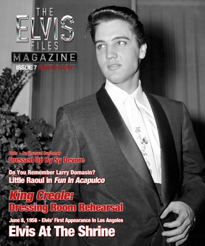 Elvis Files Magazine Issue 7 -0