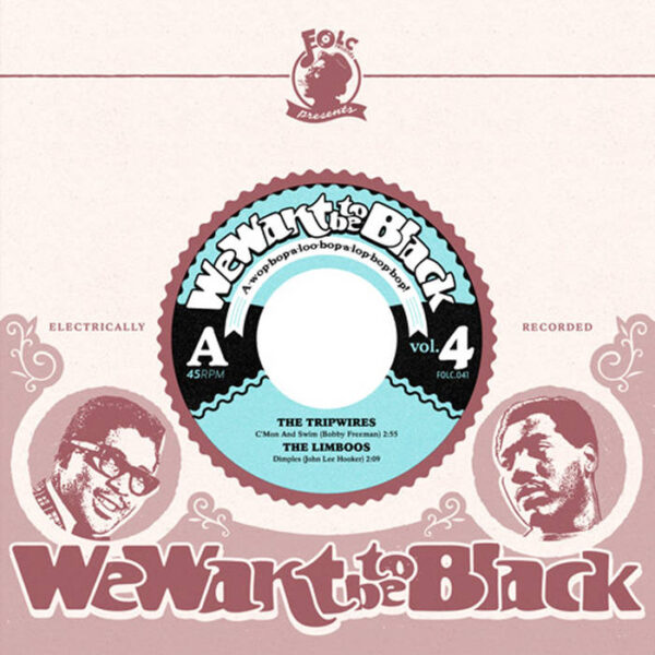 We Want To Be Black Vol 4 EP-0