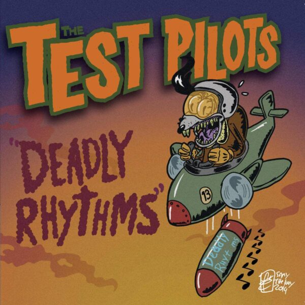 Deadly Rhythms CDEP-0