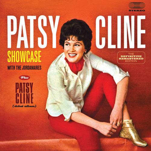 Showcase / Patsy Cline (debut album) + 6 bonus -0