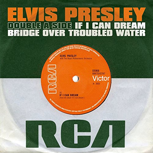 If I Can Dream / Bridge Over Troubled Water-0
