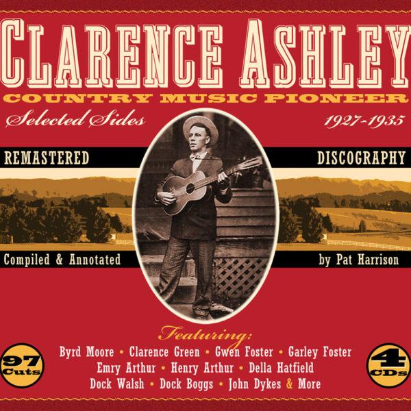 Country Music Pioneer 4 CD Boxset-0