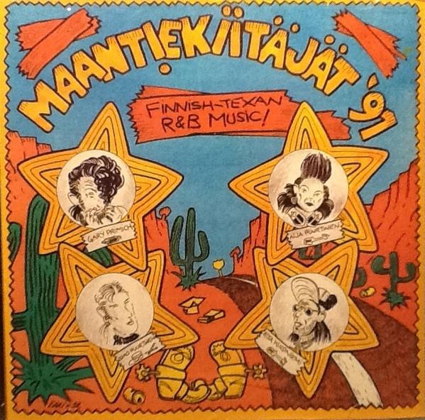 Finnish-Texan R&B Music -0