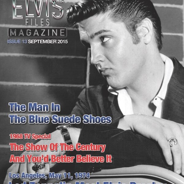 Elvis Files Magazine Issue 13-0