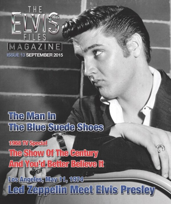 Elvis Files Magazine Issue 13-0