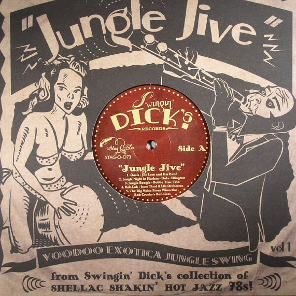 Jungle Jive: Voodoo Exotica Jungle Swing Vol. 1 -0