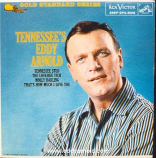 Tennessee's Eddy Arnold EP-0