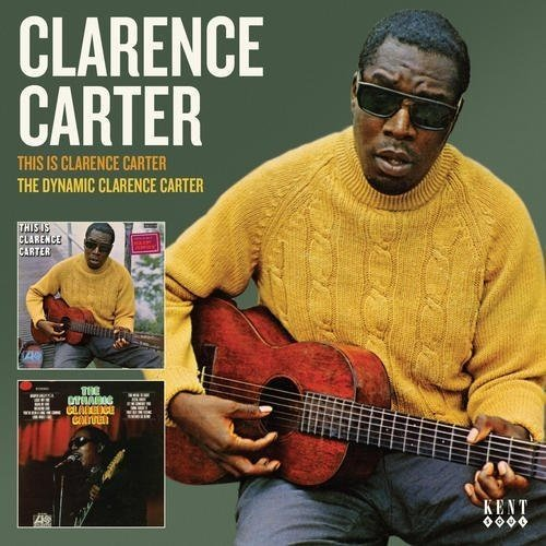 This Is Clarence Carter / The Dynamic Clarence Carter-0