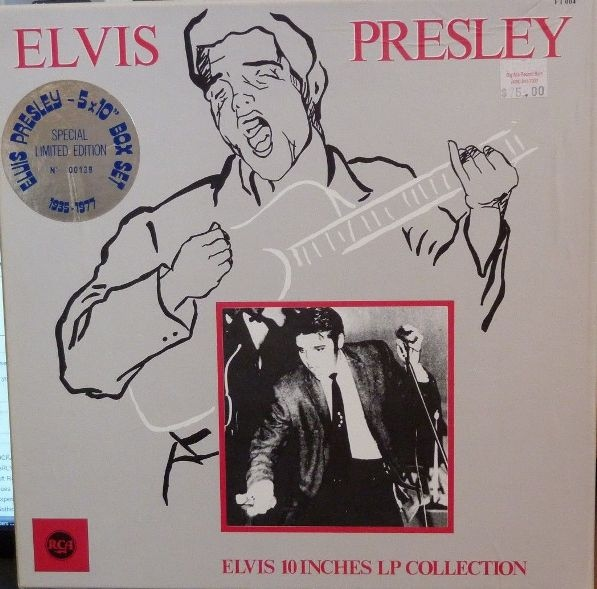 Elvis 10 Inches LP Collection-0