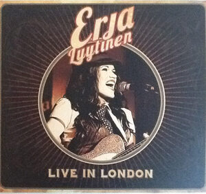 Live In London CD+DVD-0