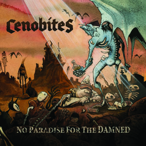 No Paradise For The Damned (ltd)-0