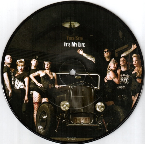 It`s My Life Picture Disc -0