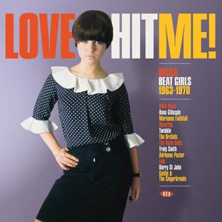 Love Hit Me! Decca Beat Girls 1963-1970-0