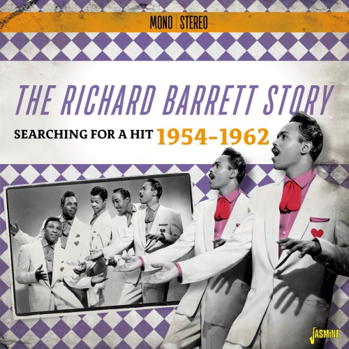 The Richard Barrett Story - Searching For a Hit 1954-1962-0