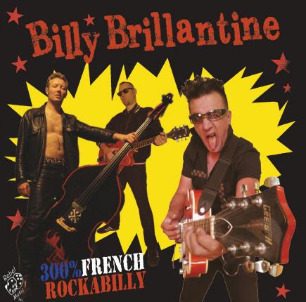 300% French Rockabilly -0