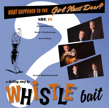 """What Happened To The Girl Next Door LP + 7"""" EP (Limited)-0"""