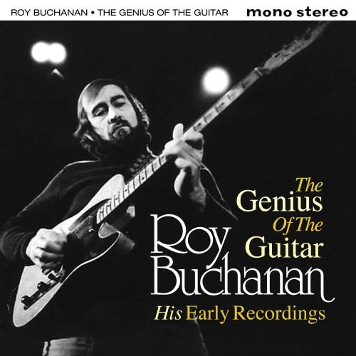 The Genius of the Guitar – His Early Records-0