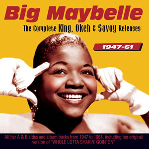 Complete King, Okeh & Savoy Releases 1947-61 (2CD)-0