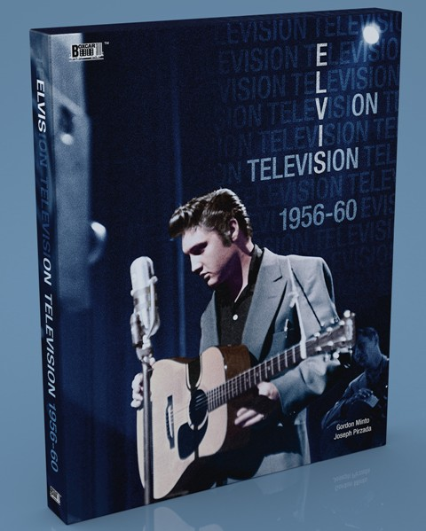 Elvis on Television 1956 - 1960 (Limited Edition 400 PAGE HARDCOVER -with slipcase)-0
