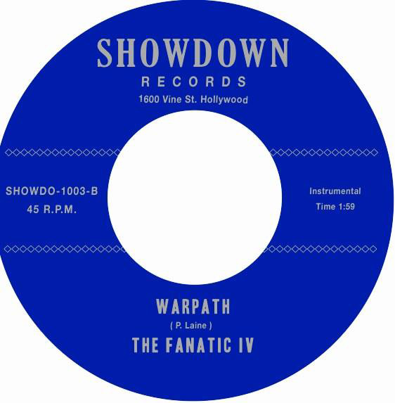 Warpath / She`s My Baby-0