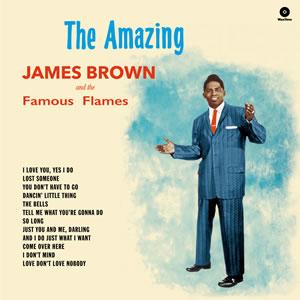 The Amazing James Brown + 4 bonus tracks (180g)-0
