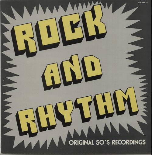 Rock And Rhythm (White Label)-0