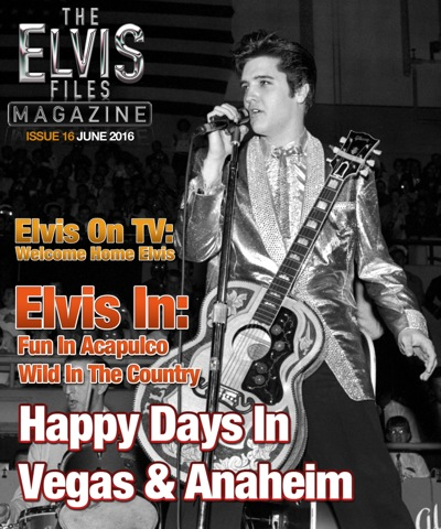 Elvis Files Magazine Issue 16-0