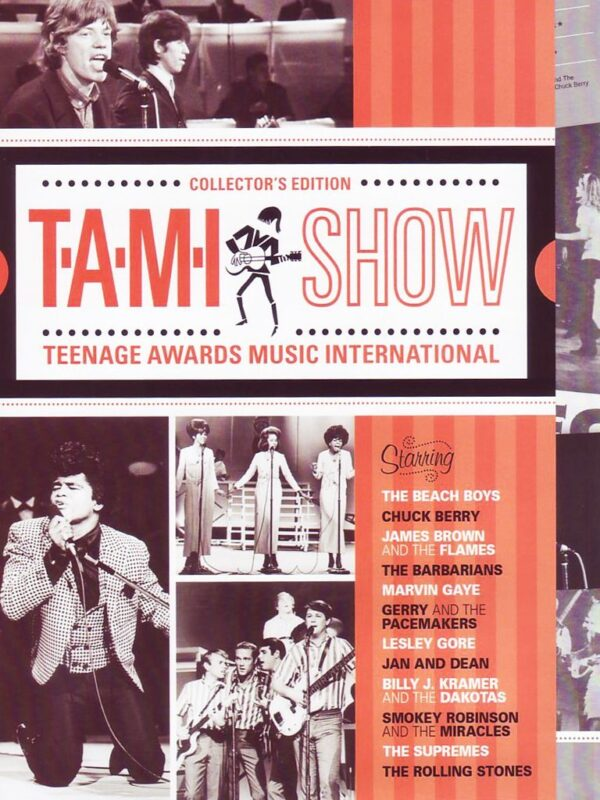T-A-M-I Show: Teenage Awards Music International (Collectors Edition)-0