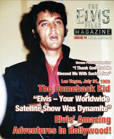 Elvis Files Magazine Issue 14-0