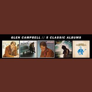 5 Classic Albums 5CD Boxset-0