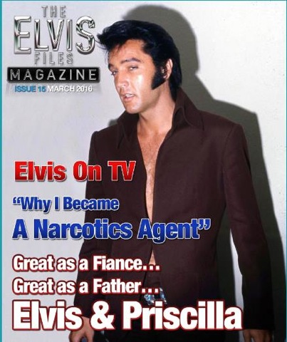 Elvis Files Magazine Issue 15-0