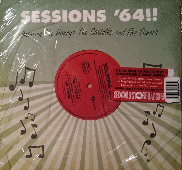Sessions '64!! (Gold Vinyl)-0