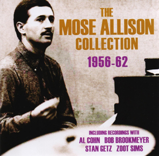 The Mose Allison Collection 1956-62 (4CD)-0