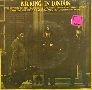 B.B. King In London EP-0