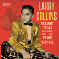 Rockabilly Forever (Screw The Rest) / Red Time Story Girl-0