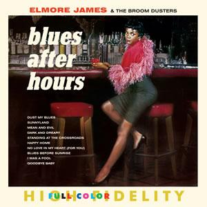 Blues After Hours + 4 Bonus (180 gram)-0