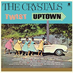 Twist Uptown (180g) + 2 bonus tracks-0
