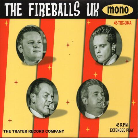The Fireballs UK EP-0
