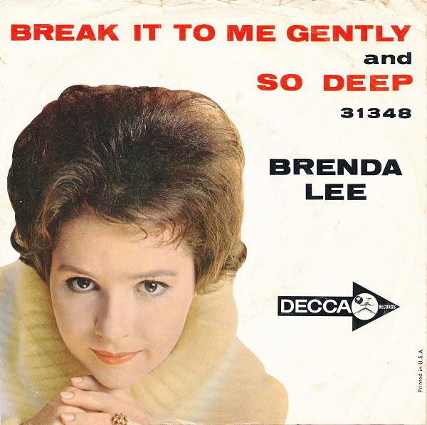 Break It To Me Gently / So Deep-0