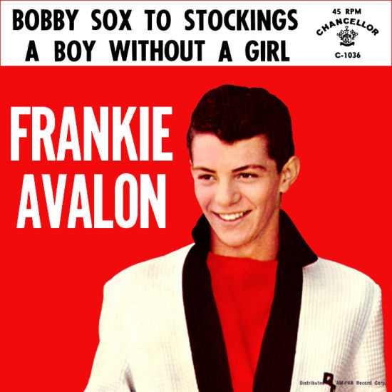 Bobby Sox To Stockings / A Boy Without A Girl-0